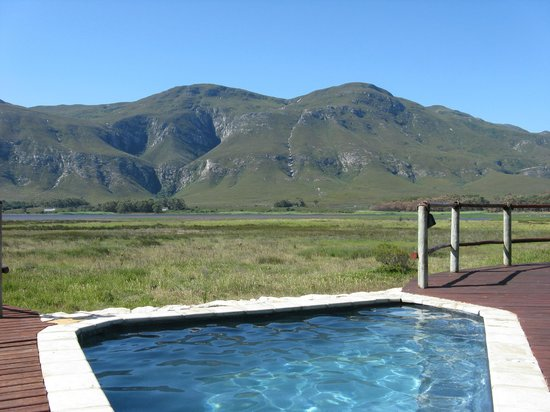 MOSAIC Lagoon Lodge: view from pool