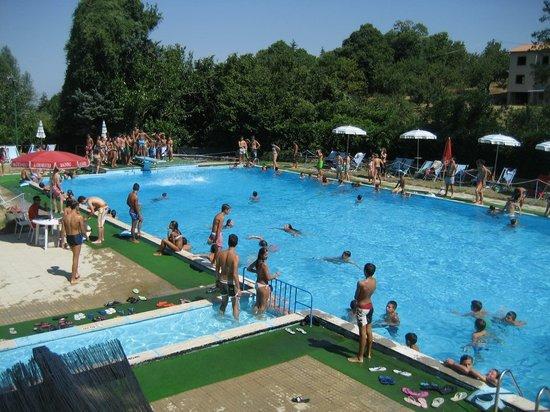 Arcidosso, Italie : La nostra piscina