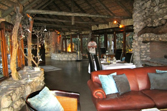 MOSAIC Lagoon Lodge: dining room
