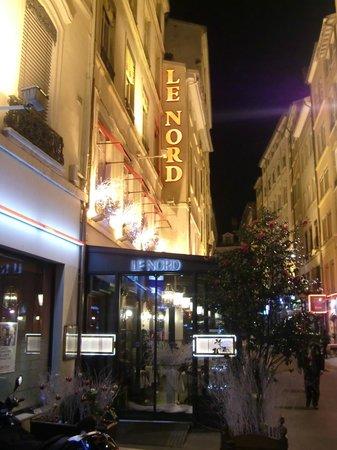 la brasserie du nord: Entry of the brasserie