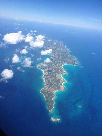 Ambia Boutique Hotel: Aerial Anguilla