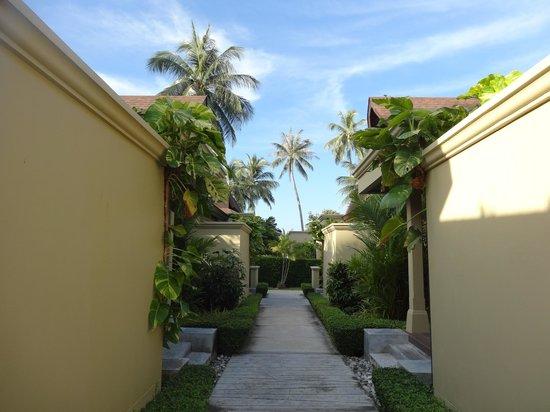 The Passage Samui Villas & Resort: garden villas
