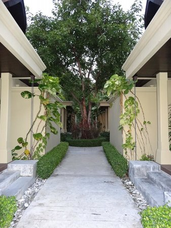 The Passage Samui Villas & Resort: garden villas
