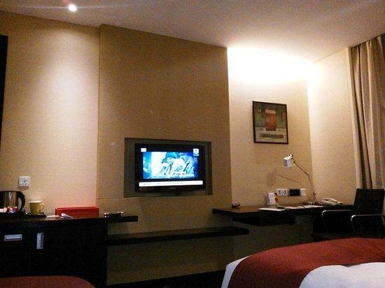 Holiday Inn Pune Hinjewadi: Room