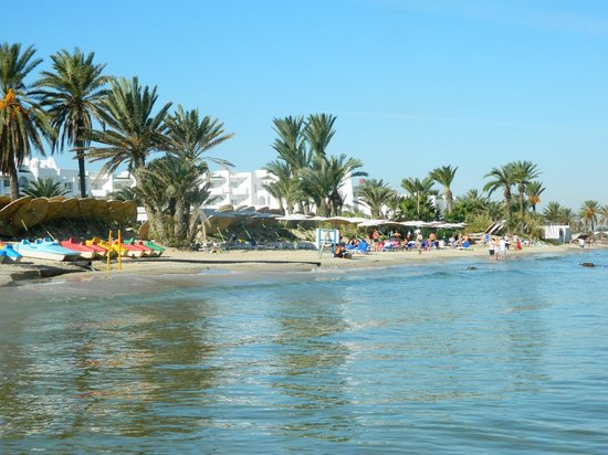 Houda Golf and Beach Club: beach