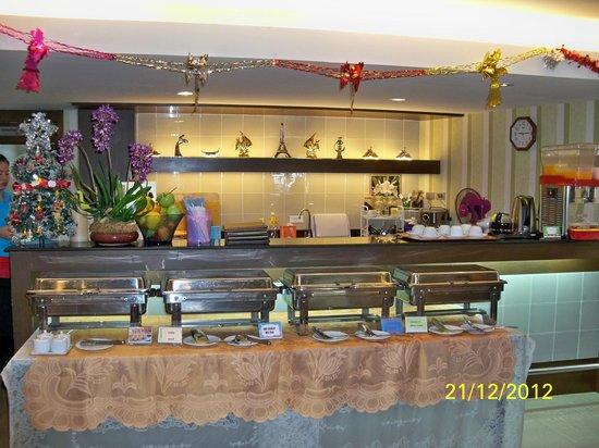 D Varee Diva Bally Sukhumvit : coffee shop