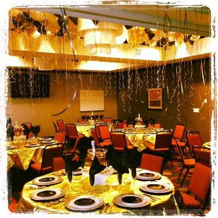 Holiday Inn Columbus-Hilliard : Event Room @HIH