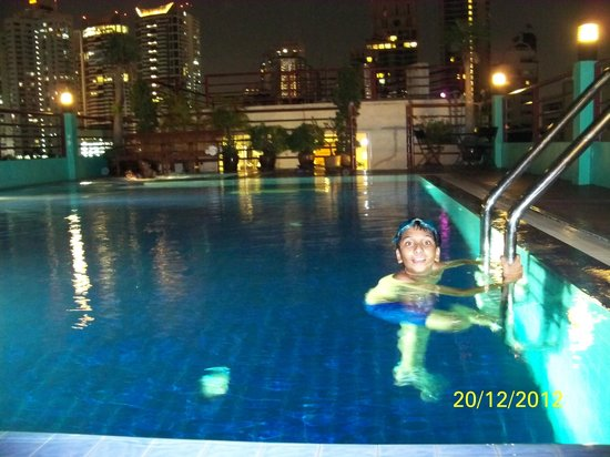 D Varee Diva Bally Sukhumvit: pool
