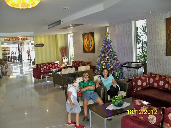 D Varee Diva Bally Sukhumvit: lobby