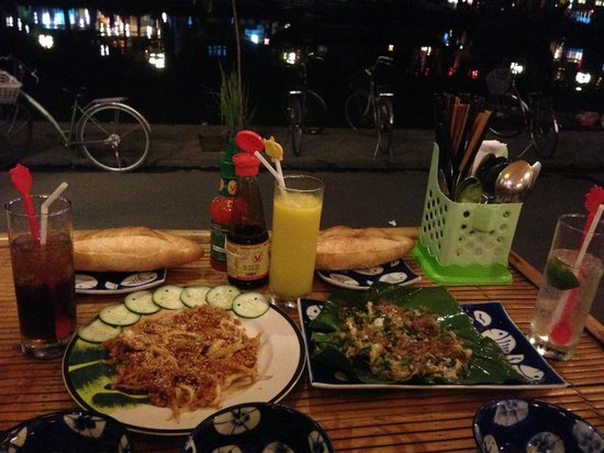 Hong Phuc: our food