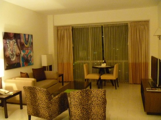 Radisson Decapolis Hotel Panama City: Suite