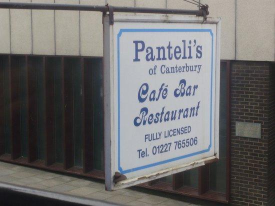 Panteli's of Canterbury