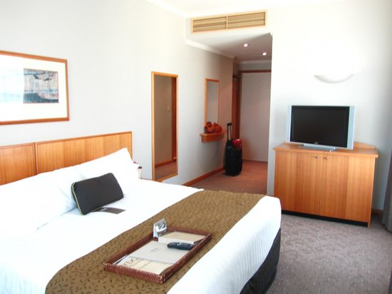 Rydges Perth: Deluxe Room on 5/F