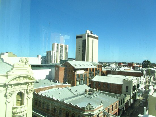 Rydges Perth: View from room