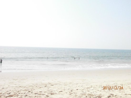 Candolim Beach : Very calm and serene Candolim