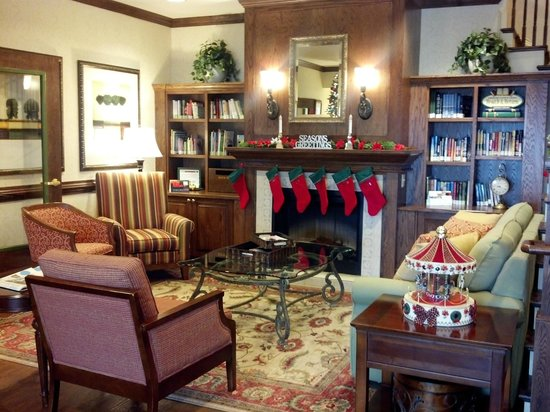 Country Inn & Suites By Carlson, Concord (Kannapolis): Lobby