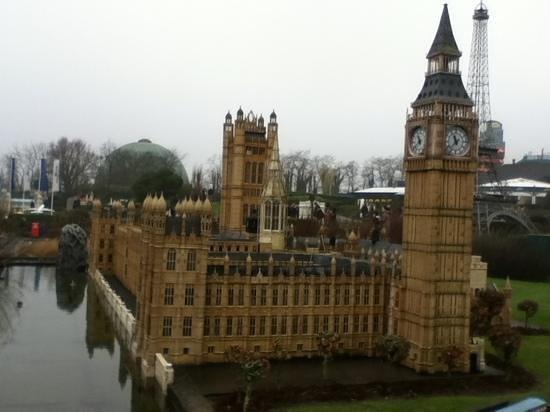 Mini-Europe: London