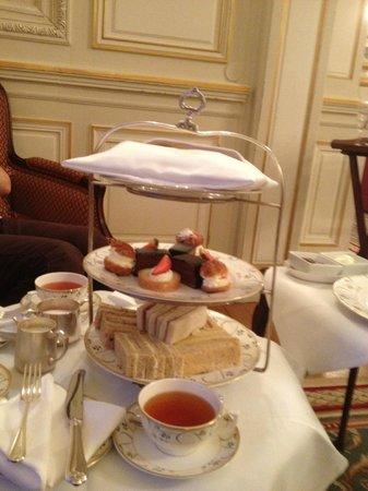 Luton Hoo Hotel Golf and Spa: Afternoon tea