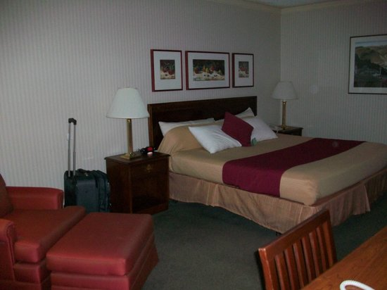 University Place Hotel and Conference Center : Room