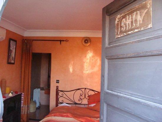 Riad Minorisa: chambre Tshin