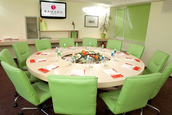 Ramada Donetsk: Meeting room