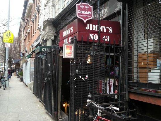 Jimmy's No 43: Jimmys