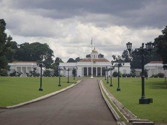 Bogor Palace: Presidential Palace