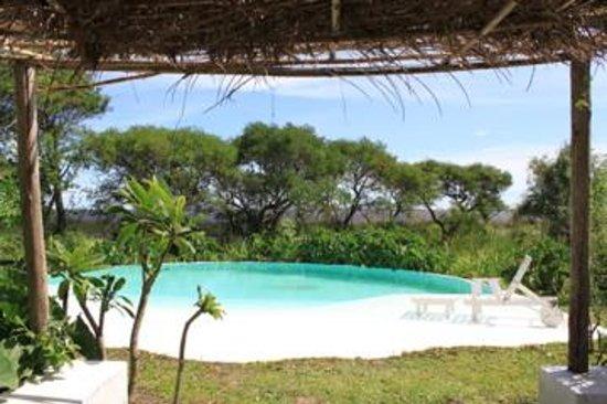 Casa Santa Ana del Ibera: traumhafter pool 