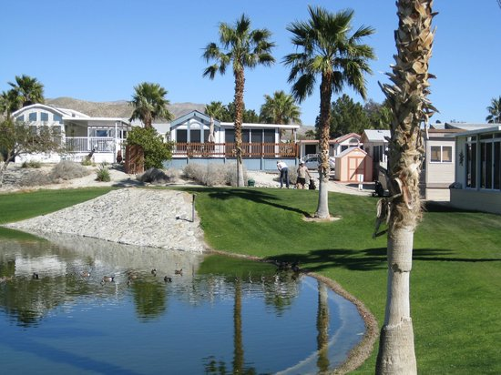 Caliente Springs Resort : par three golf course