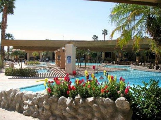 Caliente Springs Resort : hot spring pools