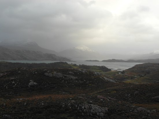 Kingsmills Hotel: The awe and wonder of the Torridon mountains is but an hour and a half away