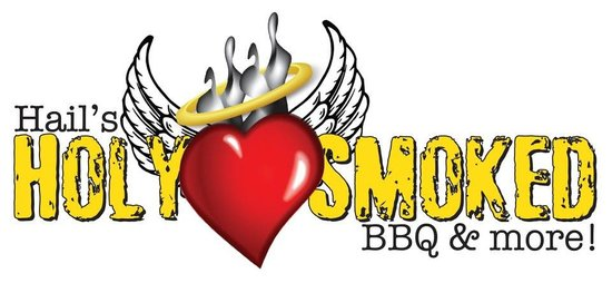Hail's Holy Smoked BBQ & More: Holy Smoked!