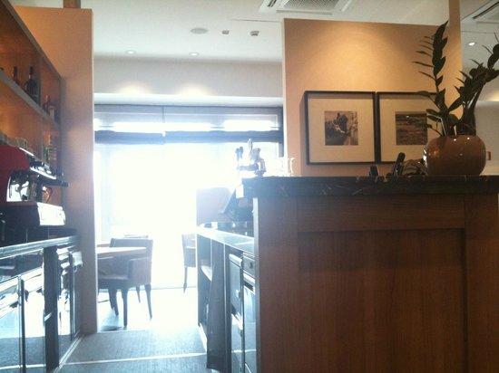 Principe Di Lazise : bar dell' hotel