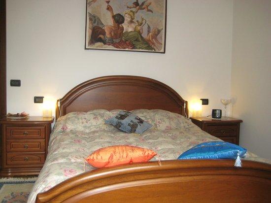bed and Breakfast Magnolia: camera matrimoniale