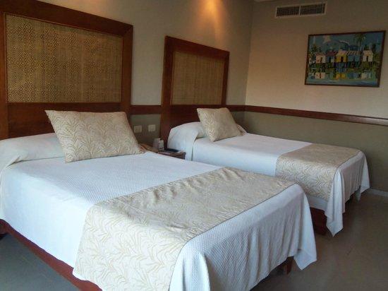 VIK Hotel Arena Blanca: chambre renovée