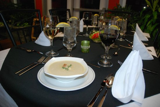 Samuels Hotel: House Made Soups
