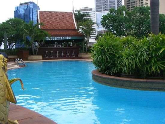 Hotel Windsor Suites & Convention Bangkok: Redeeming feature