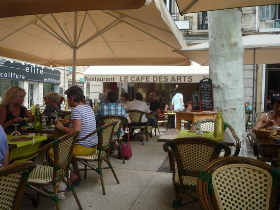 le cafe des arts salon de provence 20 place crousillat