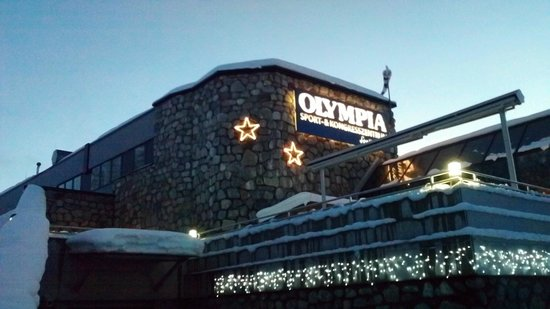 Olympia Sport: Foto ingresso