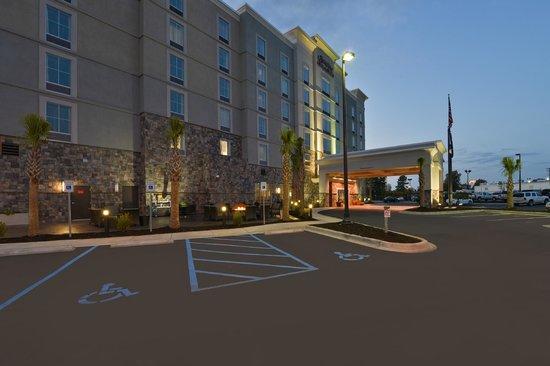 Hampton Inn Amp Suites Columbia Southeast Ft Jackson