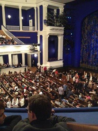 The Moscow Academic Musical Theatre of Stanislavskiy and Nemirovich-Danchenko : Мария Назарова