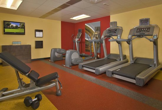 Courtyard Phoenix Mesa: 24 Hour Fitness Room