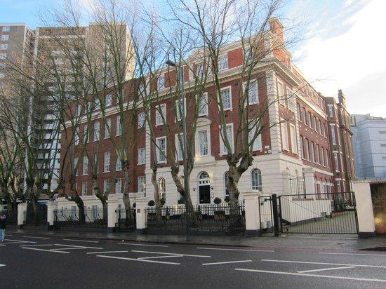 Citadines St Mark's-Islington London: la résidence st marks