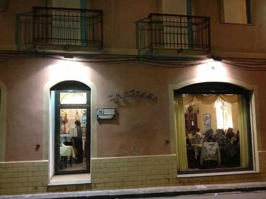 Scaletta Zanclea, Italy: La Bifora - Ingresso del locale