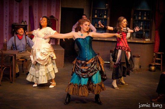 Cyrano's Theatre Company: CTC Presents Gold Rush Girls