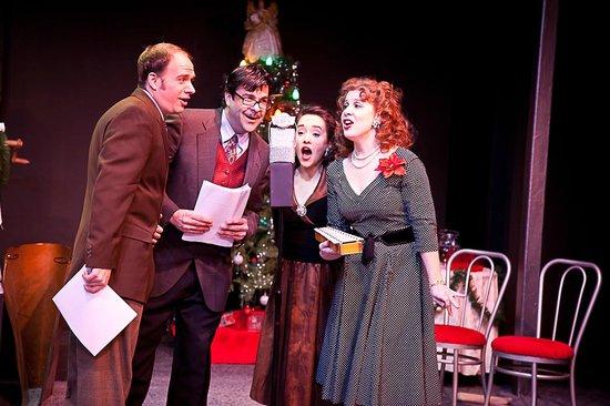Cyrano's Theatre Company: CTC Presents It's a Wonderful Life: The Live Radio Play
