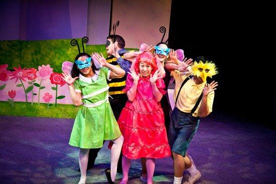 Cyrano's Theatre Company: CTC Presents Pinkalicious