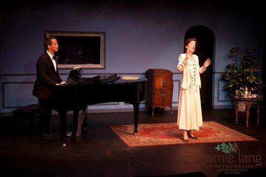 Cyrano's Theatre Company: CTC Presents Souvenir