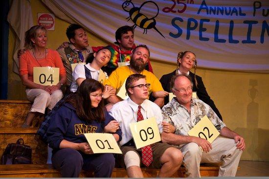 Cyrano's Theatre Company: CTC Presents The 25th Annual Putnam County Spelling Bee