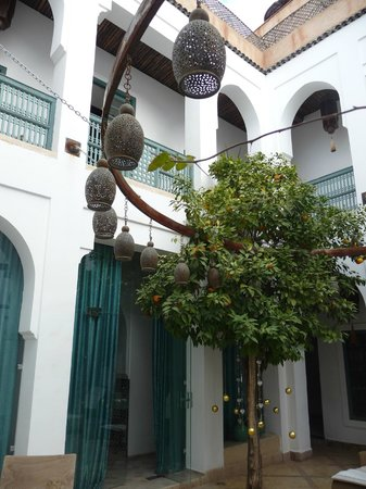 Ryad Dyor: Suites avec balcon